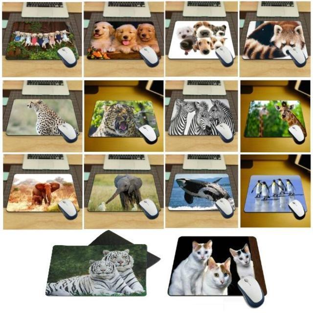 犬マウスパッド 沢山のワンちゃんマウスパッド♪ 新品未使用 送料無料 その他のペット用品(犬)の商品写真