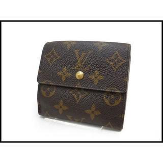 ルイヴィトン(LOUIS VUITTON)のルイヴィトン モノグラム エリーズ Wホック折財布 M61652(財布)