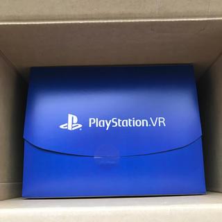 プレイステーションヴィーアール(PlayStation VR)のsakura様 専用 PSVR CUHJ-16003 カメラ同梱版 新品 2台(家庭用ゲーム機本体)