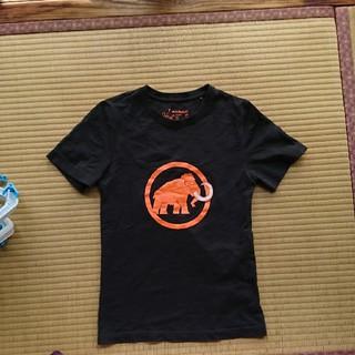 マムート(Mammut)のMAMMUTTシャツ(登山用品)