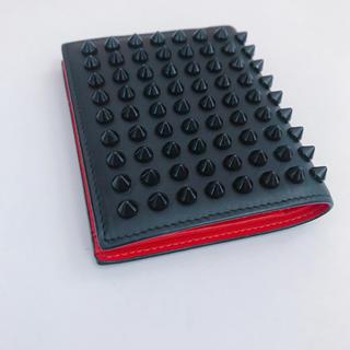 クリスチャンルブタン(Christian Louboutin)のlouboutin  折りたたみ財布(折り財布)