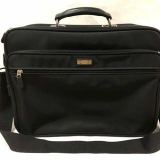 ゴールドファイル(GOLD PFEIL)のGOLD PFEILブラック2wayショルダー付メンズビジネス書類バッグ仕事鞄(ビジネスバッグ)