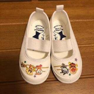 ムーンスター(MOONSTAR )のアンパンマン 上靴 日本製(その他)