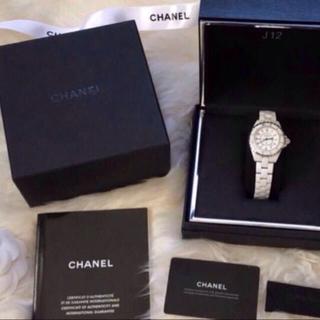 シャネル(CHANEL)のCHANEL J12 33mm  (腕時計(アナログ))