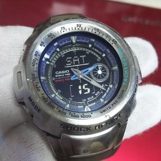 ジーショック(G-SHOCK)のCASIO カシオ G-SHOCK Gショック G-700-1AJFメタルケース(腕時計(デジタル))