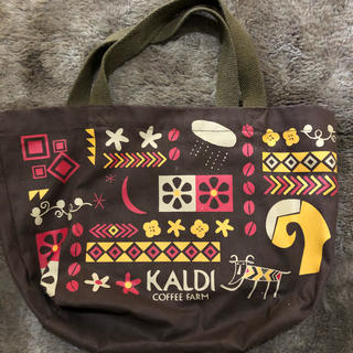 カルディ(KALDI)の美品 カルディ バッグ(トートバッグ)