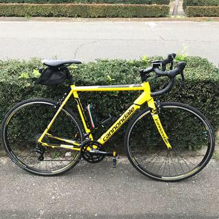 キャノンデール(Cannondale)のロードバイク キャノンデール コンポSora 取りに来ていただける方のみ。(自転車本体)