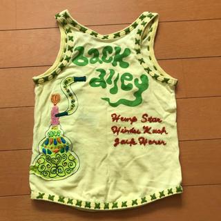 バックアレイ(BACK ALLEY)のバックアレイ タンクトップ  100センチ(Tシャツ/カットソー)