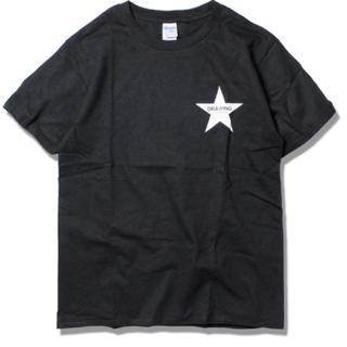 エックスガール(X-girl)のDrawing STAR Tシャツ スター xgirl milkfed XL(Tシャツ(半袖/袖なし))