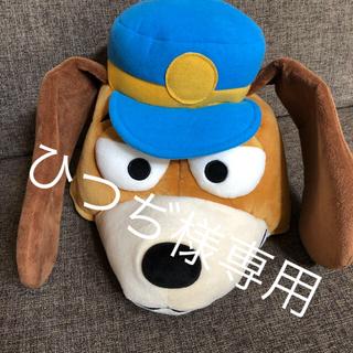 ディズニー(Disney)のディズニー 帽子 かぶりもの (キャラクターグッズ)