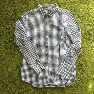 ムジルシリョウヒン(MUJI (無印良品))の無印良品 ギンガムチェックシャツ(シャツ/ブラウス(長袖/七分))