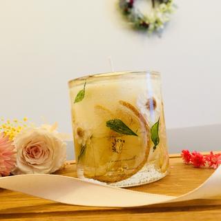 アロマキャンドル ※lemon(アロマ/キャンドル)