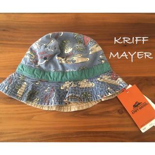 クリフメイヤー(KRIFF MAYER)の新品クリフメイヤー スヌーピー バケットハット(帽子)