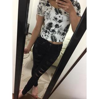 クリックス(CRYX)のCRYX♡ミニ丈♡サマートップス (Tシャツ(半袖/袖なし))