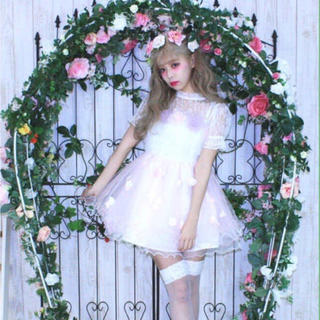 アリスマッコール(alice McCALL)のフラワーワンピースドレス♡激レア!(ミニワンピース)
