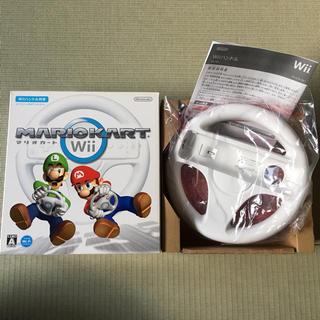 任天堂 - マリオカート Wii ハンドル