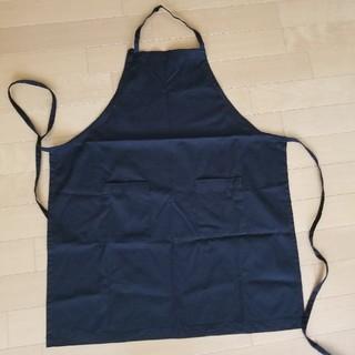 ムジルシリョウヒン(MUJI (無印良品))の無印 エプロン(収納/キッチン雑貨)