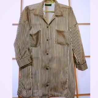 クリックス(CRYX)のCRYX ストライプシャツ(Tシャツ(半袖/袖なし))