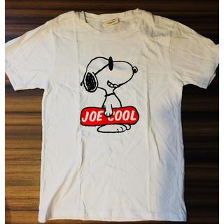 シマムラ(しまむら)のスヌーピー Tシャツ(Tシャツ/カットソー(半袖/袖なし))