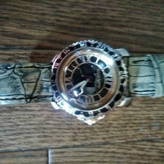 リトモラティーノ(Ritmo Latino)のリトモラティーノ ビアッジョ 自動巻き腕時計 美品 定価約20万円(腕時計(アナログ))