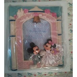ディズニー(Disney)のdisneyウェディングフォトアルバム(アルバム)