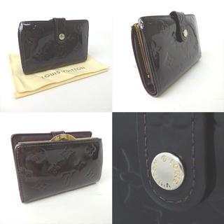 ルイヴィトン(LOUIS VUITTON)の【LOUIS VUITTON】ルイヴィトン がま口財布 モノグラム(財布)