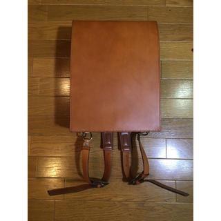 ツチヤカバンセイゾウジョ(土屋鞄製造所)の土屋鞄 大人ランドセル 001WIDE(バッグパック/リュック)