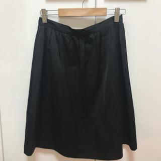 デミルクスビームス(Demi-Luxe BEAMS)のフレアスカート(ひざ丈スカート)