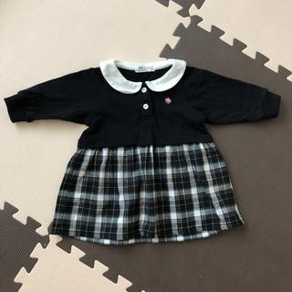 シマムラ(しまむら)のPOLO baby ワンピース 70(ワンピース)
