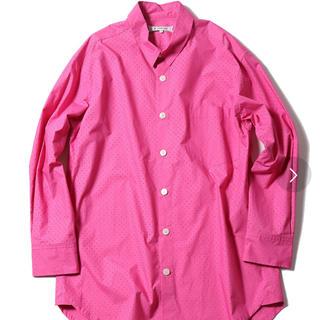 アンリアレイジ(ANREALAGE)のANREALAGE POWER オーバーサイズシャツ(シャツ)