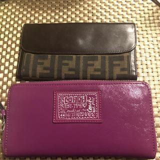 フェンディ(FENDI)のお財布 まとめ売り 専用。(セット/コーデ)