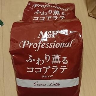 エイージーエフ(AGF)のココア(コーヒー)