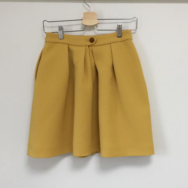 BABYLONE(バビロン)のバビロン  フレアスカート レディースのスカート(ひざ丈スカート)の商品写真