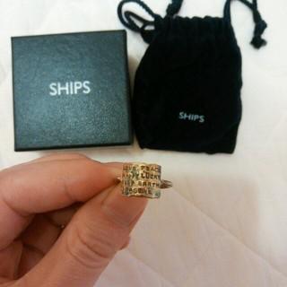 シップス(SHIPS)のさち様専用☆シップス ピンキーリング(リング(指輪))