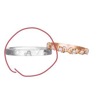 カナルヨンドシー(canal4℃)のカナル4°C ミッキー メンズ指輪(リング(指輪))