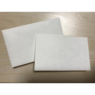 シャネル(CHANEL)のシャネル ミニレターセット(カード/レター/ラッピング)