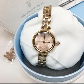 サマンサシルヴァ(Samantha Silva)のSamantha SILVA サマンサシルバ 腕時計 ハート ゴールド(腕時計)
