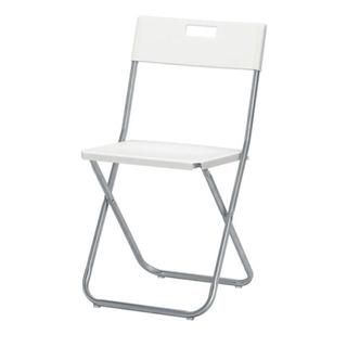 イケア(IKEA)のIKEA (GUNDE) 折りたたみチェア(折り畳みイス)