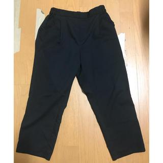 シマムラ(しまむら)の黒パンツ(チノパン)
