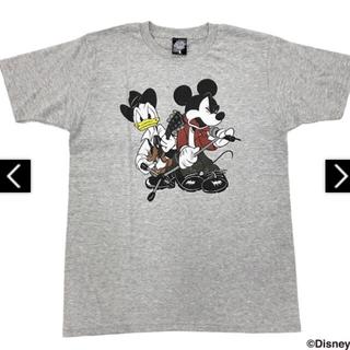 ディズニー(Disney)の【ディジー様専用】親子TシャツグレーJS&Mサイズ セット(ミュージシャン)