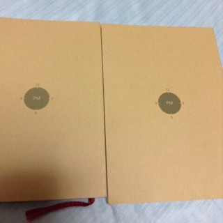 MUJI (無印良品) - 無印良品 スケジュール帳 2冊セット