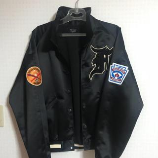 フィアオブゴッド(FEAR OF GOD)のfear of god manuel baseball jacket (ブルゾン)