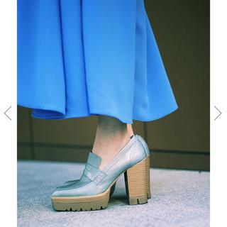 アメリヴィンテージ(Ameri VINTAGE)のAMERI PLATFORM LOAFER(ローファー/革靴)