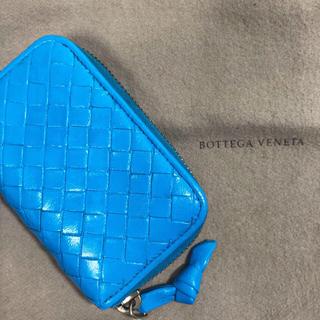 ボッテガヴェネタ(Bottega Veneta)の【専用】ボッテガヴェネタ コインケース ブルー(コインケース)