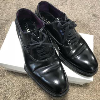 プラダ(PRADA)のPRADA 革靴(ローファー/革靴)