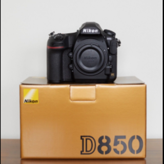 方法様専用 D850 本体(デジタル一眼)