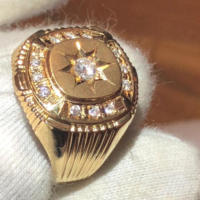 JEWELRY TSUTSUMI(ジュエリーツツミ)の坂本様専用tsutsumi ダイヤモンド リング K18 diamond レディースのアクセサリー(リング(指輪))の商品写真