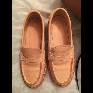 エンダースキーマ(Hender Scheme)のエンダースキーマ ローファー ベージュ(ローファー/革靴)