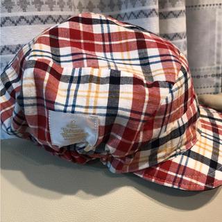 ヴィヴィアンウエストウッド(Vivienne Westwood)のヴィヴィアン帽子(キャップ)