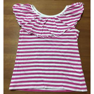 マルーク(maarook)のmaarookマルーク110ボーダーカットソー(Tシャツ/カットソー)